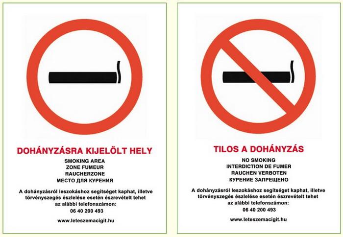 Megszavazták, lesz dohányzási tilalom 2012 januárjától